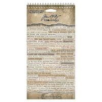 Tim Holtz - Idea-ology - Clippings Book
